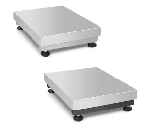 Minebea Intec Puro Painted Bench Platforms Minebea Intec Puro Stainless Steel Bench Platforms