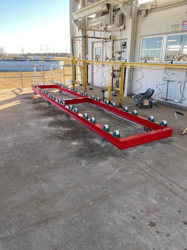 Tracking Chlorine at a Water Treatment Plant