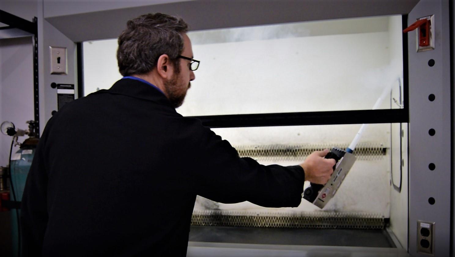 Fume Hood and Vent Hood Testing and Calibration